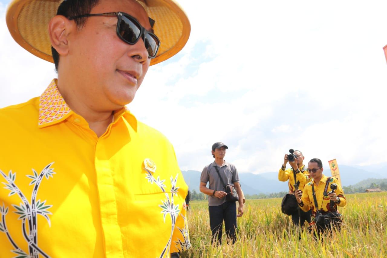 Tommy Soeharto : Bangun Ekonomi Kerakyatan Dengan Kearifan Lokal