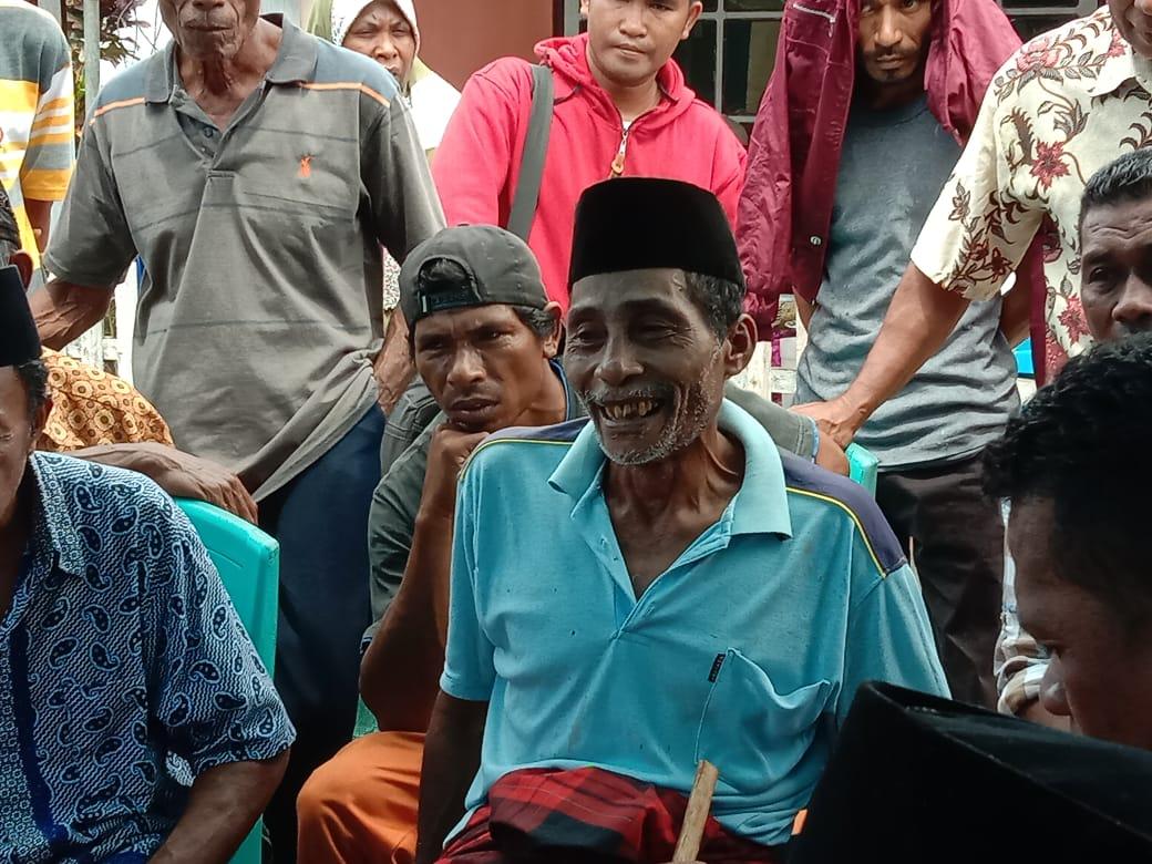 Masyarakat Desa Waci di Haltim Kembali Berduka