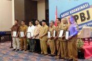 Gubernur AGK Nobatkan Predikat Terbaik Kepada 5 SKPD dan 3 PPK