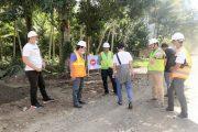 Tim TP4D Kejati Monitoring Proyek Jalan di Halbar