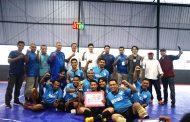 Turnamen Futsal  PWI Malut  Sukses Digelar