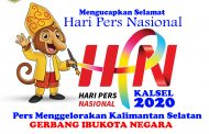 BERITA IKLAN : KEPALA DINAS PUPR HALMAHERA TIMUR BESERTA SELURUH JAJARANNYA MENGUCAPKAN SELAMAT HARI PERS NASIONAL (HPN) 2020