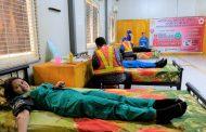 Karyawan Harita Nickel Sumbang 106 Kantong Darah Untuk RSUD Labuha