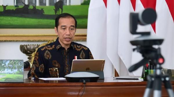 Mantap,, Jokowi Umumkan RP. 405,1 Triliun Untuk Penaganan Covid19