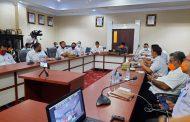 Gubernur AGK Buka Musrembang Provinsi Via Videocon