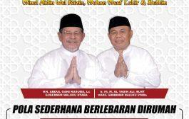 Pemerintah Provinsi Maluku Utara Mengucapkan Selamat Hari Raya Idul Fitri 1441H