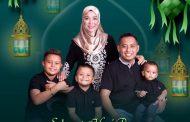 Keluarga Besar Hasyim Daeng Barang, Kadis ESDM Malut Beserta Staf dan Jajarannya Mengucapkan Selamat Hari Raya Idul Fitri 1441H