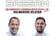Usman-Bassam,  Bersatu Kembalikan Senyum Halmahera Selatan