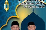 Pemerintah Provinsi Maluku Utara Mengucapkan Selamat Tahun Baru Islam 1442 Hijriyyah