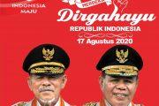 Pemerintah Provinsi Maluku Utara Mengucapkan Dirgahayu Ke-75 Kemerdekaan NKRI