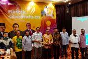 Wakil Ketua DPR-RI Azis Syamsuddin Buka Bimtek Siberindo.co