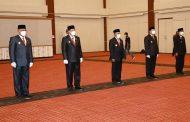 Tanpa Haltim, Gubernur AGK Lantik Lima Penjabat Bupati