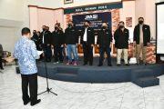 Lantik Pengurus Pusat JMSI Ketua MPR-RI Ingatkan Bahaya Informasi Hoax Covid-19
