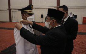 Saifuddin Djuba Jadi penjabat Bupati Halmahera Utara.