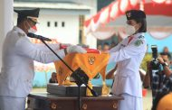 Bupati Haltim Irup HUT ke-76 Kemerdekaan RI