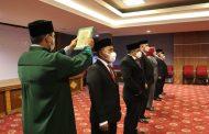 Sah, Bersama 5 Pejabat OPD Lain, Abdullah Assagaf Dilantik Jadi Kepala DKP