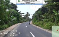 Kinerja Bina Marga PUPR Malut Bangun Jalan Provinsi Meningkat di 2021