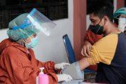 930 Warga Bojongsari Selesai Vaksin Tahap Tiga