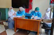 1970 Pelajar Vaksinasi Covid-19 Tahap Kedua di Cilodong