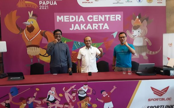 PON XX Papua Gandeng  UMKM Olahraga